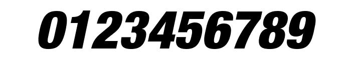 HelveticaNeueLTStd-BlkCnO Font OTHER CHARS