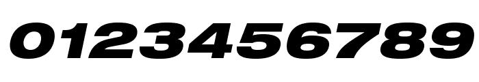 HelveticaNeueLTStd-BlkExO Font OTHER CHARS