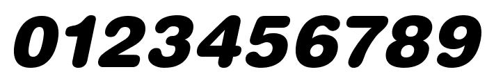 HelveticaRoundedLTStd-BlkO Font OTHER CHARS