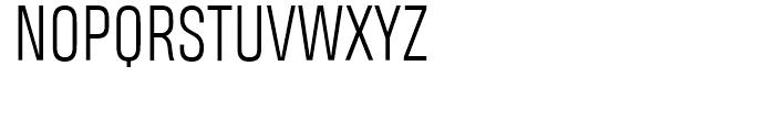 Heading Pro Smallcase Pro Light Font UPPERCASE
