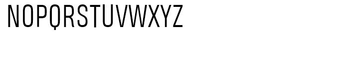 Heading Pro Smallcase Pro Light Font LOWERCASE