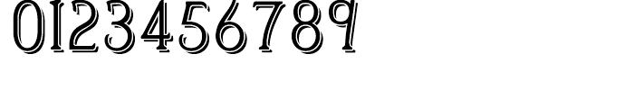Helenium Demi Regular SC Font OTHER CHARS