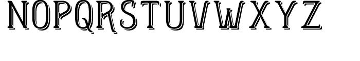 Helenium Demi Regular SC Font UPPERCASE