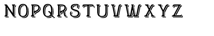 Helenium Demi Regular SC Font LOWERCASE
