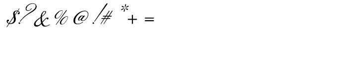 Helinda Rook Regular Font OTHER CHARS