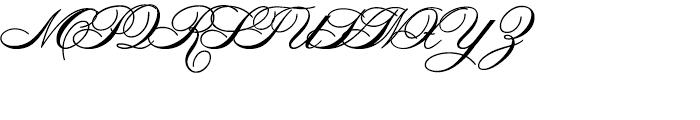 Helinda Rook Regular Font UPPERCASE
