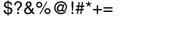 Helvetica LT Roman Font OTHER CHARS