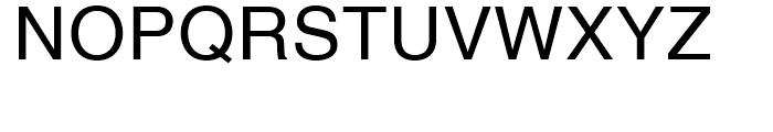 Helvetica LT Roman Font UPPERCASE