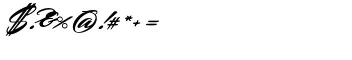 Hemmet Regular Font OTHER CHARS