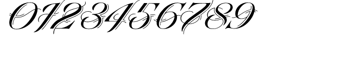 Heraldica Regular Font OTHER CHARS