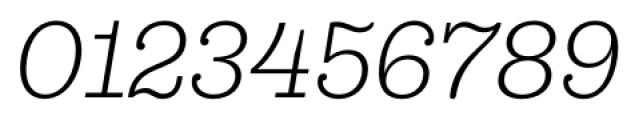 Hern�ndez Niu Light Italic Font OTHER CHARS