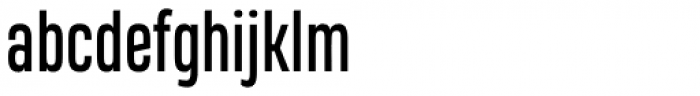 Heading Compressed Pro Regular Font LOWERCASE
