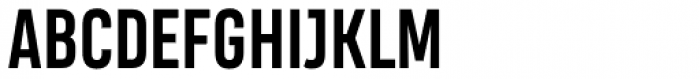 Heading Pro Bold Font UPPERCASE