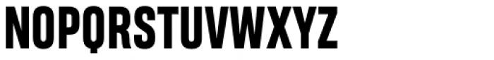 Heading Pro ExtraBold Font UPPERCASE