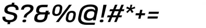 Heading Pro Treble Italic Font OTHER CHARS