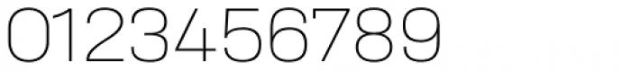 Heading Pro Treble Thin Font OTHER CHARS