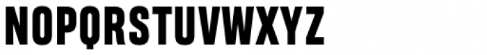 Heading Smallcase Pro ExtraBold Font LOWERCASE