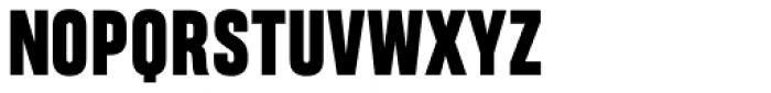 Heading Smallcase Pro Heavy Font UPPERCASE