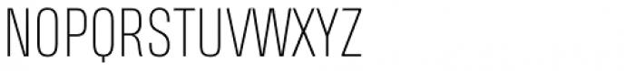 Heading Smallcase Pro Thin Font LOWERCASE