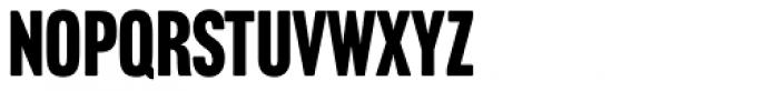 Headline Gothic ATF Round Font LOWERCASE