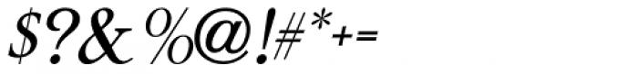 Headstone Roman Oblique JNL Font OTHER CHARS