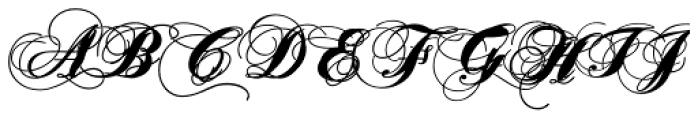 Heathen Font UPPERCASE