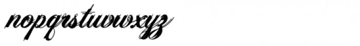 Heathen Font LOWERCASE
