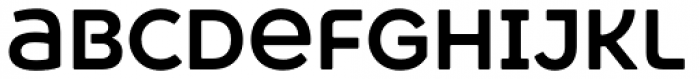Heavitas Neue Bold Font LOWERCASE