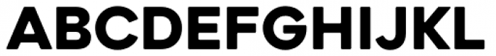 Heavitas Neue Extra Bold Font UPPERCASE