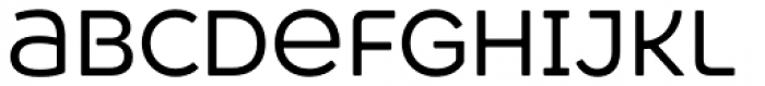 Heavitas Neue Regular Font LOWERCASE