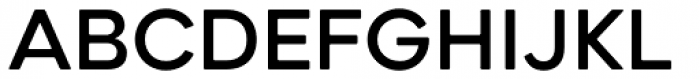 Heavitas Neue Semi Bold Font UPPERCASE