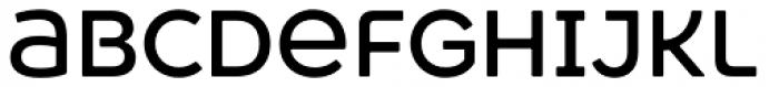 Heavitas Neue Semi Bold Font LOWERCASE