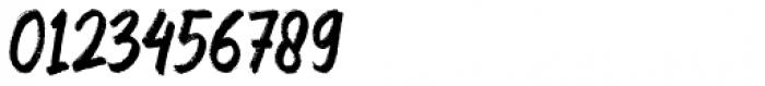 Heavy Black Regular Font OTHER CHARS