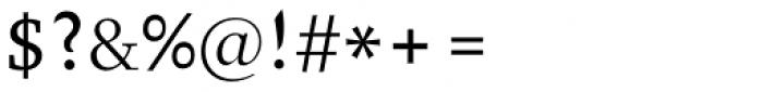 Hebrew Michol Light Font OTHER CHARS