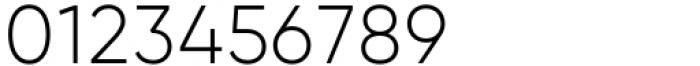 Heckney 30 Light Font OTHER CHARS