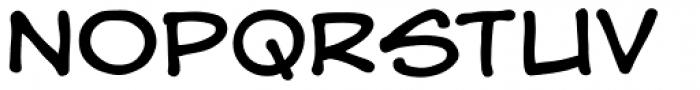 Hedge Backwards Font LOWERCASE