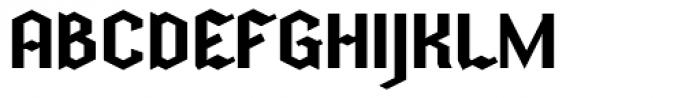 Hefeweizen DTD Font UPPERCASE