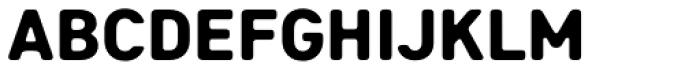 Heiders Sans C Black Font UPPERCASE