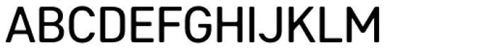 Heiders Sans C Regular Font UPPERCASE