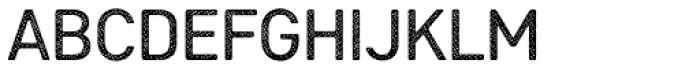 Heiders Sans R3 Regular Font UPPERCASE