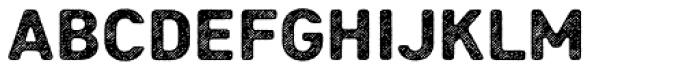 Heiders Sans R4 Black Font UPPERCASE