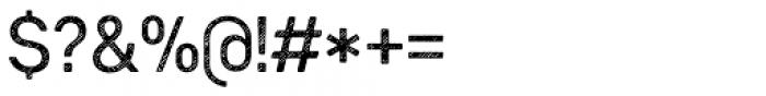 Heiders Sans R4 Regular Font OTHER CHARS
