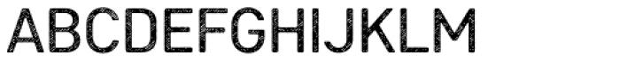 Heiders Sans R4 Regular Font LOWERCASE