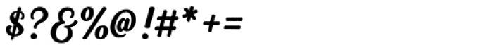 Heiders Script R Bold Font OTHER CHARS