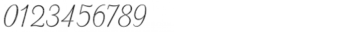 Heiders Script R2 Ext Light Font OTHER CHARS
