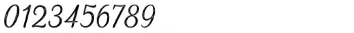 Heiders Script R2 Light Font OTHER CHARS