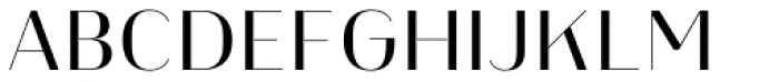 Heimat Display 12 Regular Font UPPERCASE