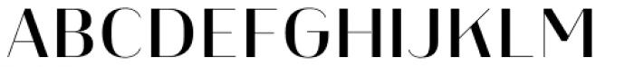 Heimat Display 12 Semi Bold Font UPPERCASE