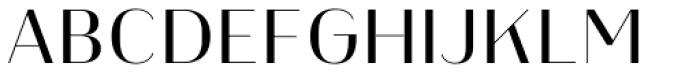 Heimat Display 14 Regular Font UPPERCASE