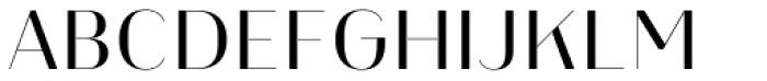 Heimat Display DEMO Font UPPERCASE